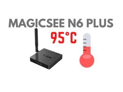 Обзор смарт тв приставки Magicsee N6 Plus S922X Android 9.0