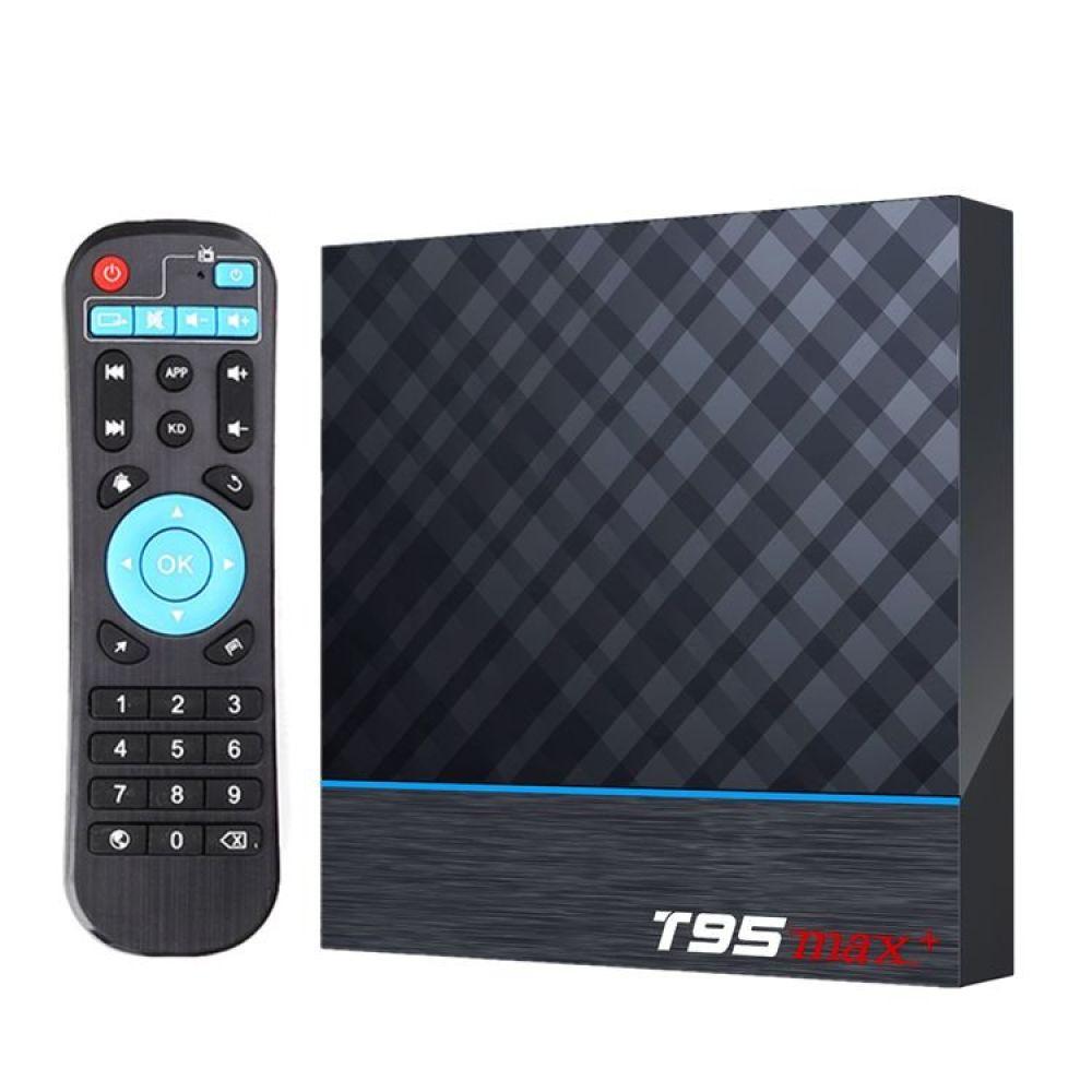 T95 Max Plus - Купить смарт тв приставку. Цена на android