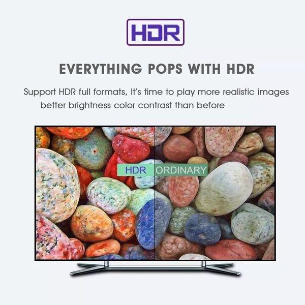 tv box H96 Max RK3318