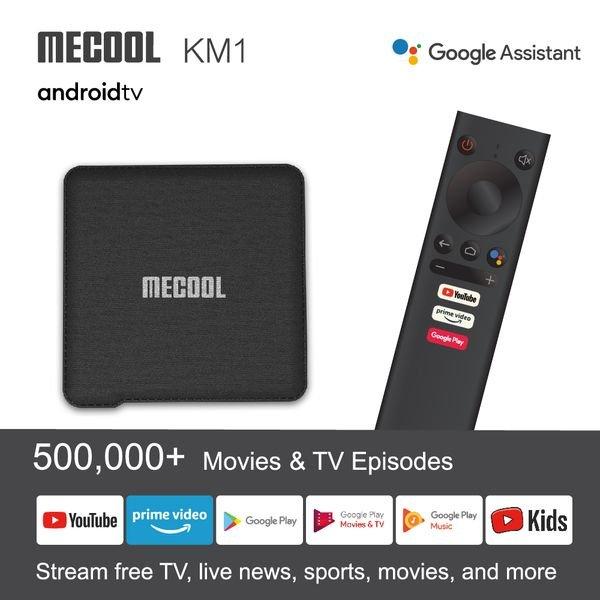 smart tv box  Mecool Km1