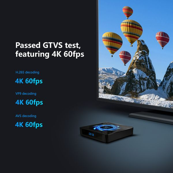 tv box X96Q Max