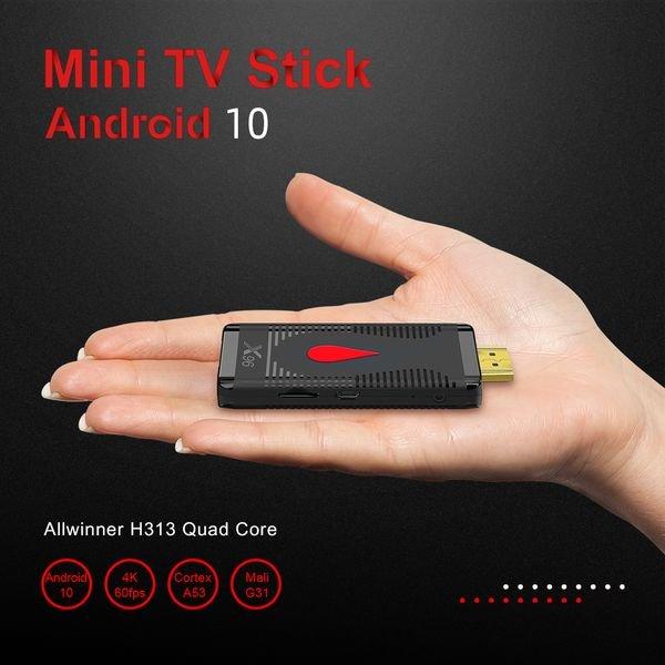 smart tv box x96 s400
